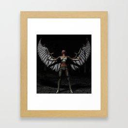 Ayelet Framed Art Print