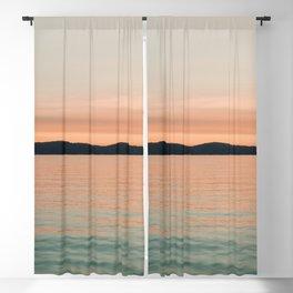 Summer Sun Blackout Curtain