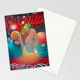 Californium | Quantic Brainfood Stationery Cards