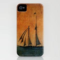 The Schooner America in Key West iPhone (4, 4s) Slim Case