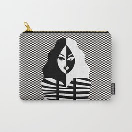 Phi Phi O'Hara Monocromatic Carry-All Pouch