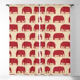 Elephanticus Roomious Blackout Curtain