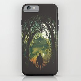 It's Dangerous to go Alone V.2 iPhone Case