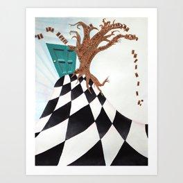 Doors of Perception  Art Print