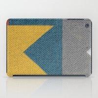 libra iPad Cases featuring Libra by Fernando Vieira