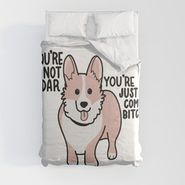 Not Cheddar Comforters