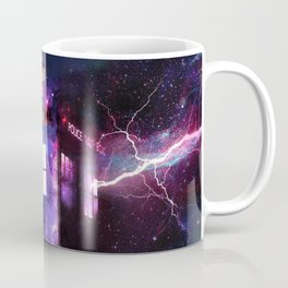 The Tardis Coffee Mug