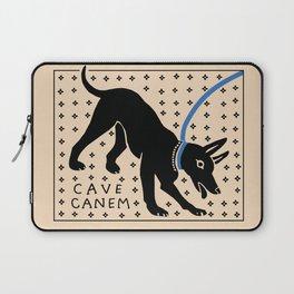 Cave Canem Laptop Sleeve