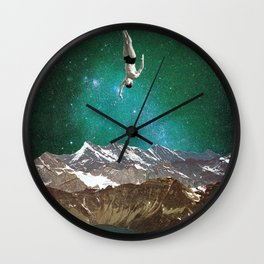 Forgot I was here Wall Clock