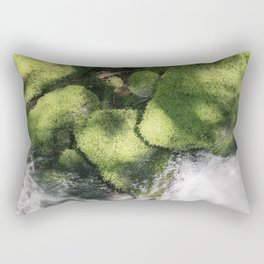 Feel the Wetness in the Air Rectangular Pillow