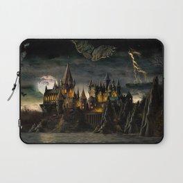 Hogwarts Night Laptop Sleeve