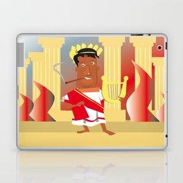 I just wanted to smoke Laptop & iPad Skin