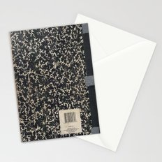Notebook Stationery Cards