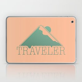 Traveler  Laptop & iPad Skin