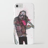 dessert iPhone & iPod Cases featuring Dessert by Grant Hunter