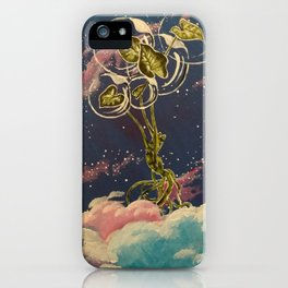 Homegirl Goes to Outer Space iPhone Case
