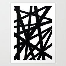 Complex   Art Print
