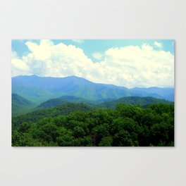 Perfect Weather Canvas Print