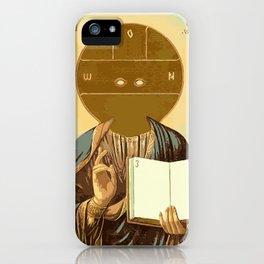 False Idols iPhone Case