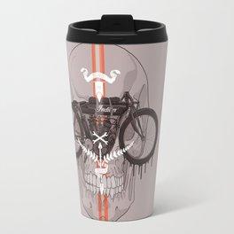 Board Track Racer Travel Mug