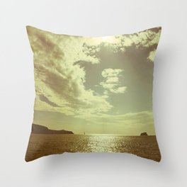 Santorini, Greece 6 Throw Pillow