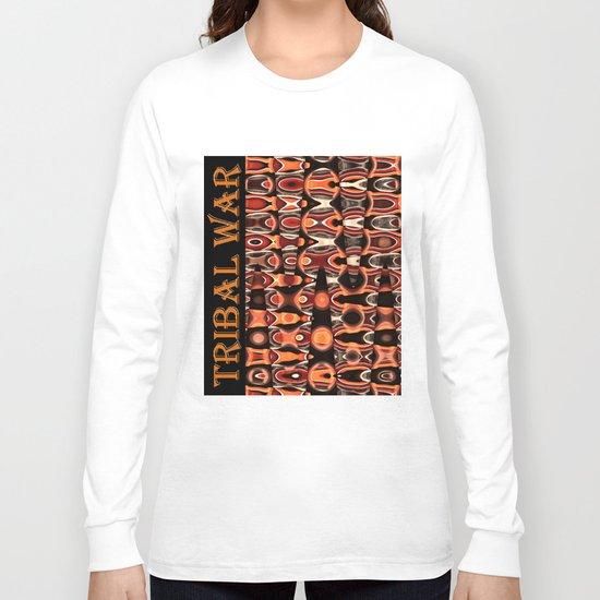 Tribal War Long Sleeve T-shirt