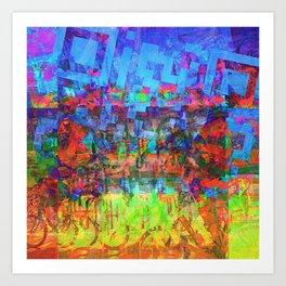 20180430 Art Print