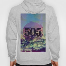 "Albuquerque – ""The 505"" Hoody"