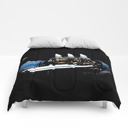 Rat Rod Motor Comforters