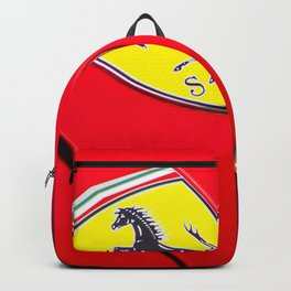 Prancing Horse Backpack