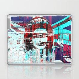 Gᴑᴆ ˢɐᵛᴇ ᴛħə ʠʊɵɵʌ Laptop & iPad Skin