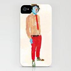 Hat iPhone (4, 4s) Slim Case