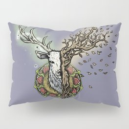 All of nature is interconnected Pillow Sham