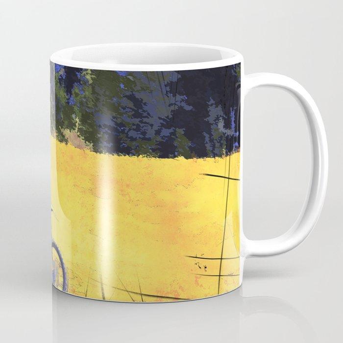 Riding Hard - Moto-x Champion Coffee Mug
