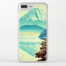 The Hues beyond Janaha Clear iPhone Case