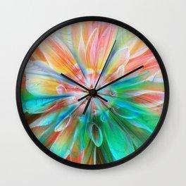 A Little More Summer Wall Clock