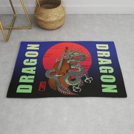 Dragon Contrabass Rug