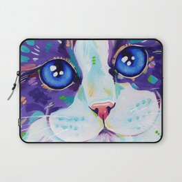 Cats in colour 4 Laptop Sleeve