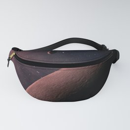 1430. Mini Planetary System Artist Concept Fanny Pack