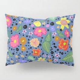 blue arboretum Pillow Sham