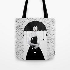Rainy Minta Tote Bag