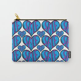 Self love heart Carry-All Pouch