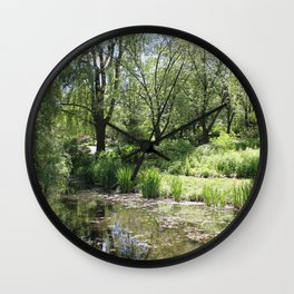 landscape 2 Wall Clock