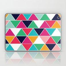 love triangle Laptop & iPad Skin
