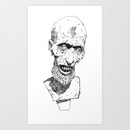 Ivan Art Print