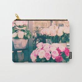 Paris flower market Carry-All Pouch