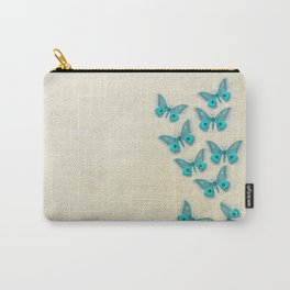 """Coletivo """"Mariposas"""" Carry-All Pouch"""