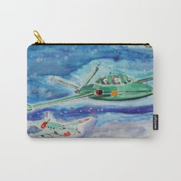 Three group flights Carry-All Pouch