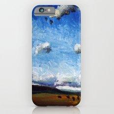 Oil landscape/seasons Slim Case iPhone 6s
