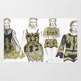Dolce & Gabbana Rug